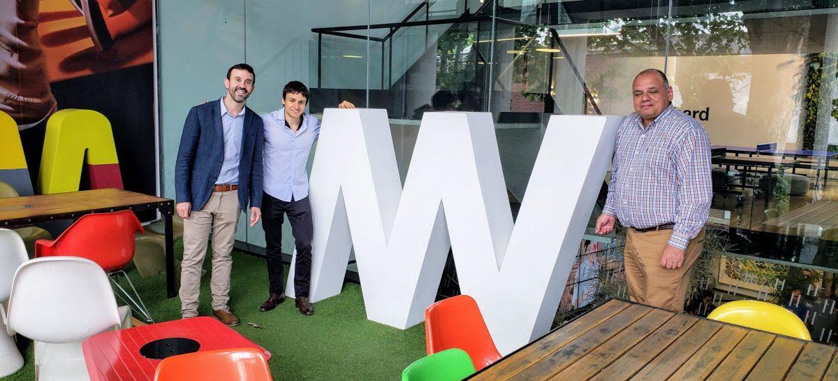 Felipe Alvarez busca impulsar la innovación en La Rioja