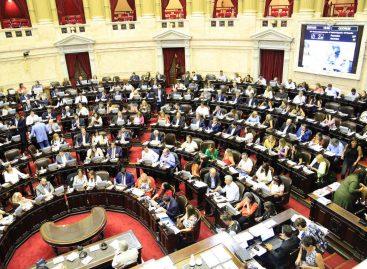 Con votos riojanos, Nación logró media sanción a la renegociación de la deuda