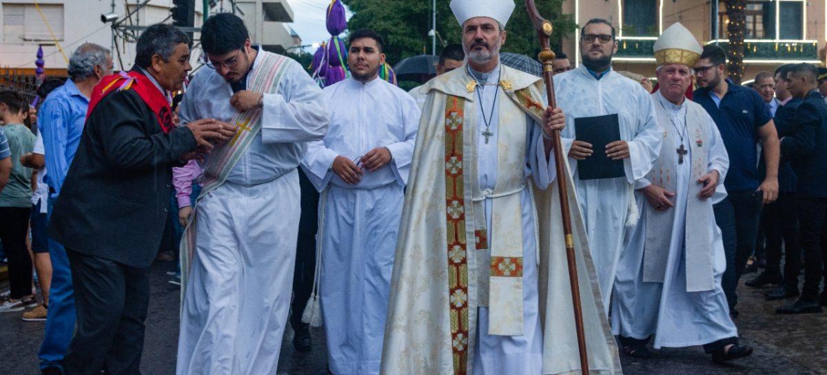 El obispo riojano ratificó el rechazo de la iglesia al Aborto Legal
