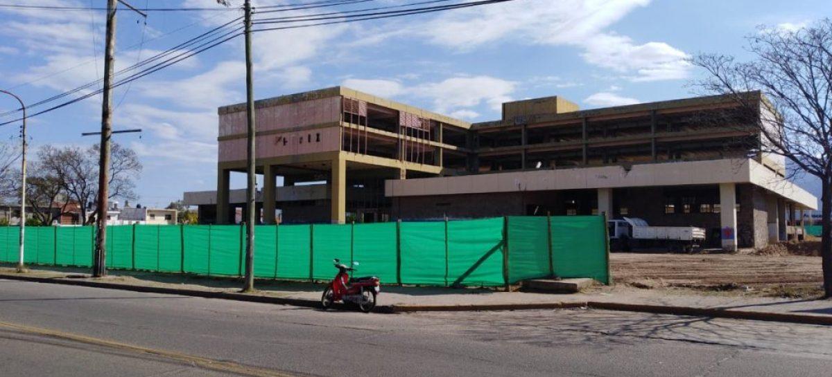 El ex Hotel Sussex se convertirá en un nuevo Centro Administrativo