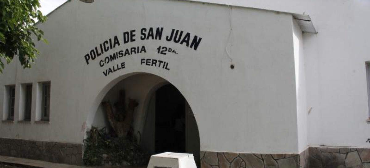 Estaba prófugo por violencia de género y fue detenido en San Juan