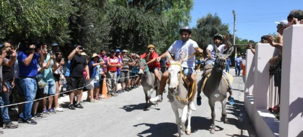 Se suspendió el cuestionado Rally de Burros en Los Molinos