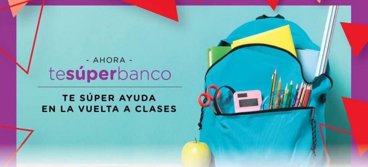 #TeSuperBanco Escuela, la apuesta de Banco Rioja en marzo