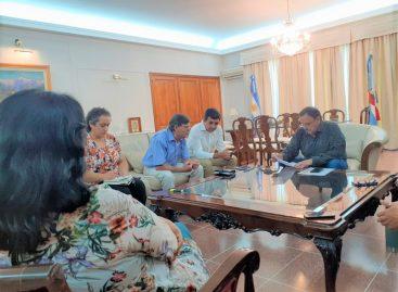 Quintela a Casa Rosada: reunión con Alberto Fernández y pedido de fondos