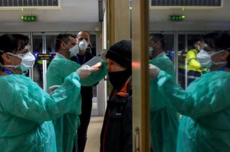 Alerta. Ecuador confirmó el primer caso de coronavirus