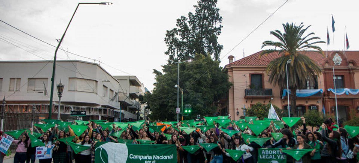 Nuevo pañuelazo verde a favor del Aborto Legal