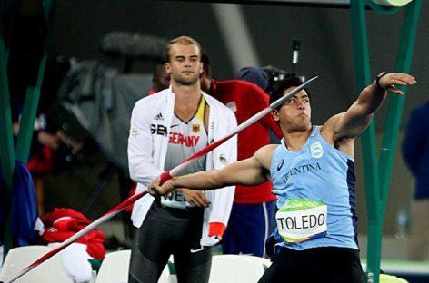 Murió el atleta Brian Toledo, la gran promesa olímpica argentina
