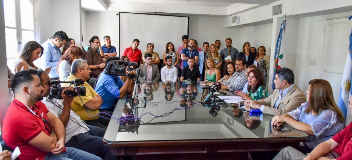Inés Brizuela y Doria se suma a la busqueda de fondos en Nación