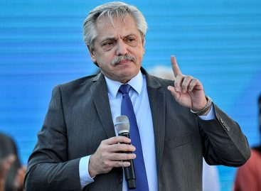 Alberto Fernández: «Los jubilados van a tener su aumento y medicamentos gratis que les prometí»