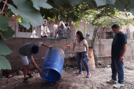 La prevención, la mejor acción para combatir el dengue