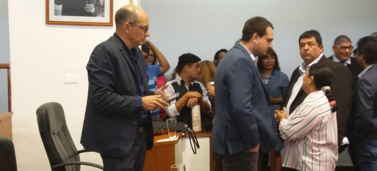 El Concejo Deliberante y otro papelón institucional