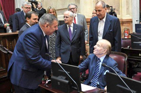 Senado designó embajadores propuestos por Nación con apoyo de Menem