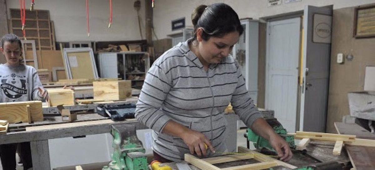 'Constructoras', el programa de La Rioja que rompe estereotipos de género