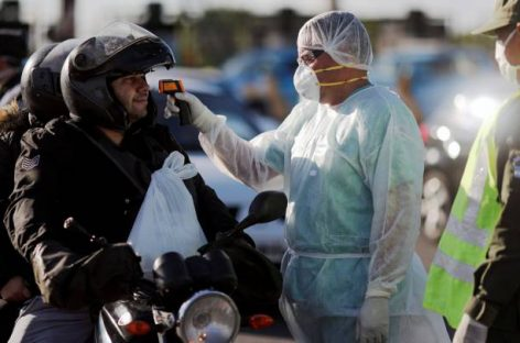 CORONAVIRUS. Confirman nuevos casos y en el país los infectados ascienden a 158