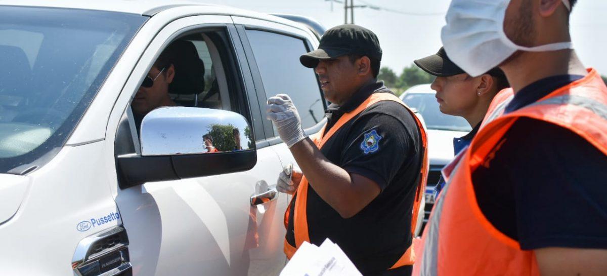 LA RIOJA BLINDADA POR EL CORONAVIRUS. PROHIBIÓ EL INGRESO DE PERSONAS A LA PROVINCIA