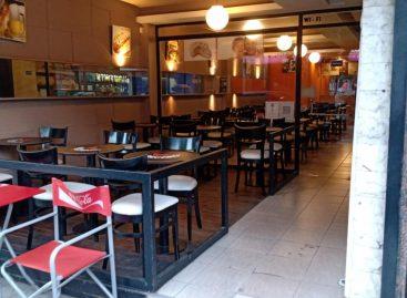 Capital. Bares y restaurantes seguirán funcionando con recaudos
