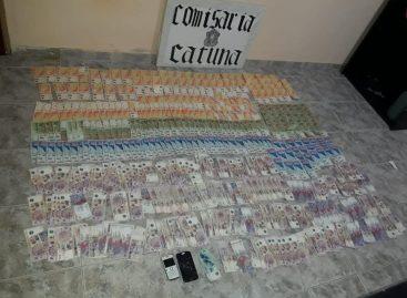 ROBARON $400.000 A UN COMERCIO: HAY TRES DETENIDOS Y SE RECUPERÓ LA MITAD DEL DINERO