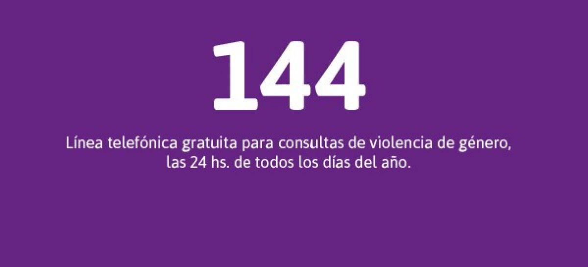 Por la cuarentena, pueden aumentar los casos de violencia de género