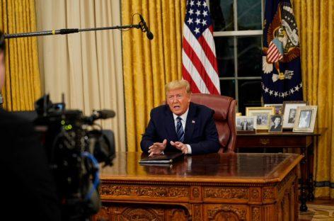 Sin precedentes. Donald Trump suspende todos los viajes de Europa a Estados Unidos por 30 días por el coronavirus