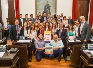 El Boleto Estudiantil Gratuito ya es un derecho en La Rioja