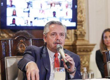 ESTE JUEVES, ALBERTO FERNÁNDEZ ANUNCIA EXTENSIÓN DE LA CUARENTENA