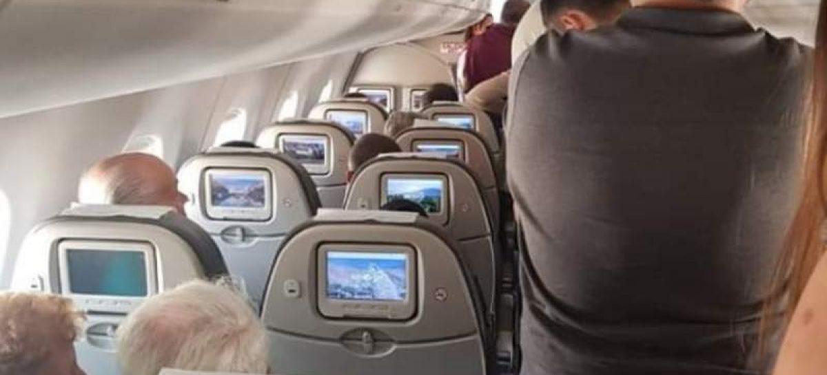 Coronavirus. Continuará aislado pasajero de Aerolíneas a la espera de estudios