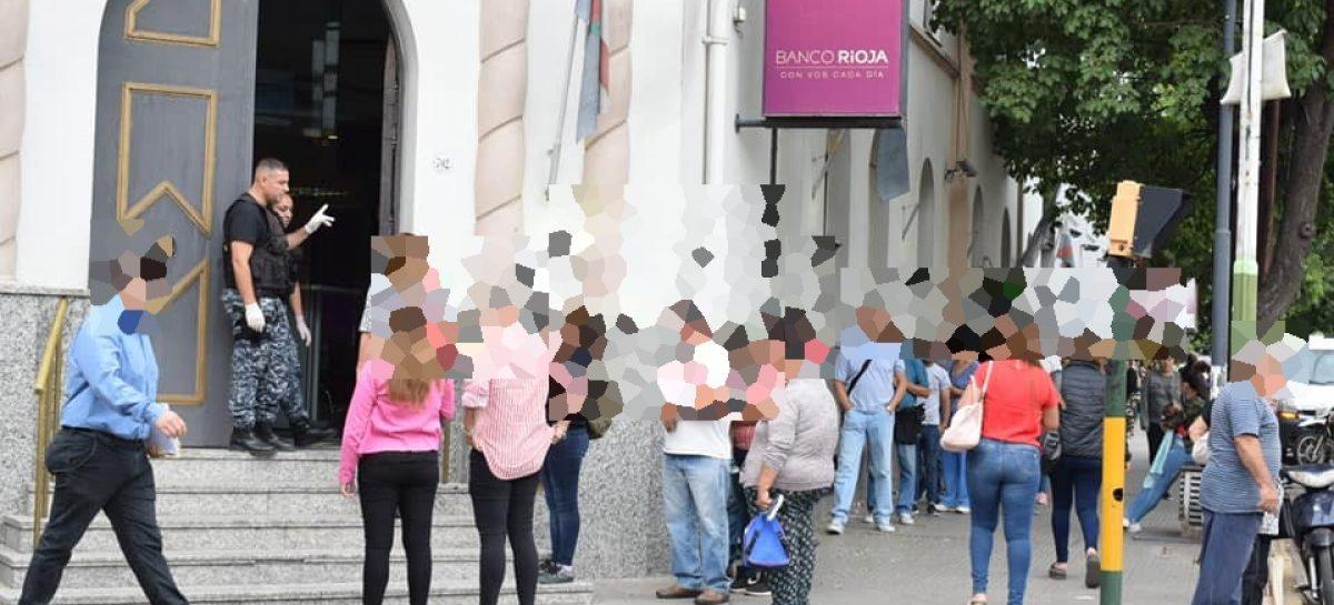 BANCO RIOJA DESCENTRALIZA SU ATENCIÓN y ABRE SÁBADO, DOMINGO, LUNES, MARTES Y MIÉRCOLES