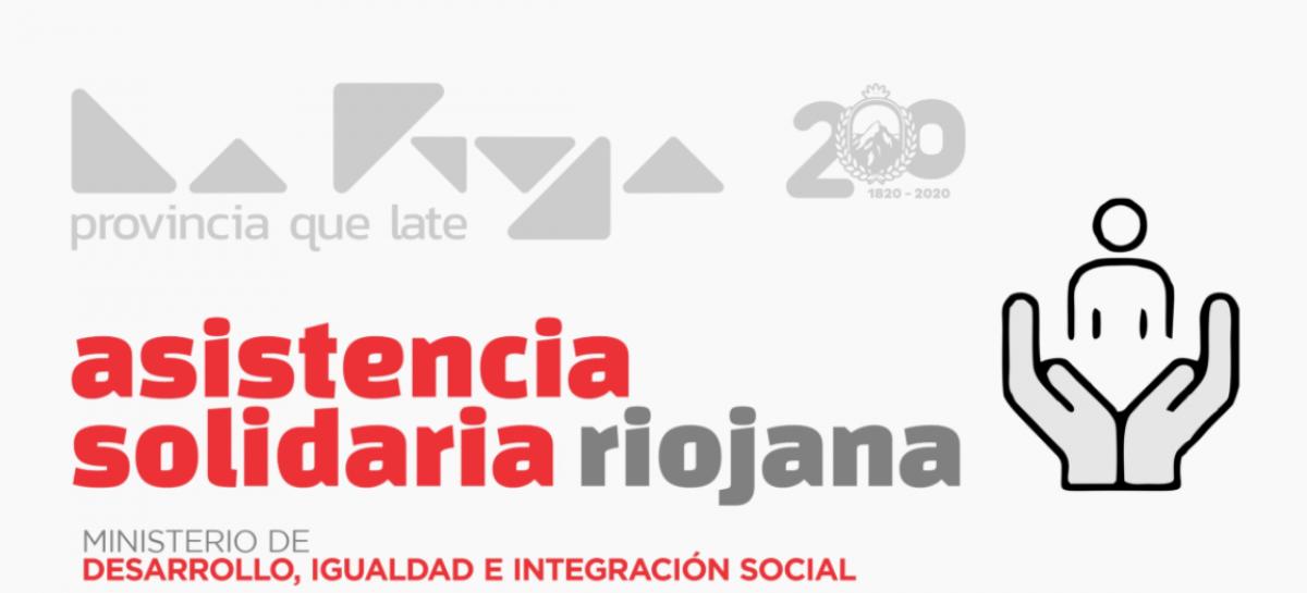 ARRANCÓ EL PAGO DE LA 'ASISTENCIA SOLIDARIA RIOJANA' DE $5.000