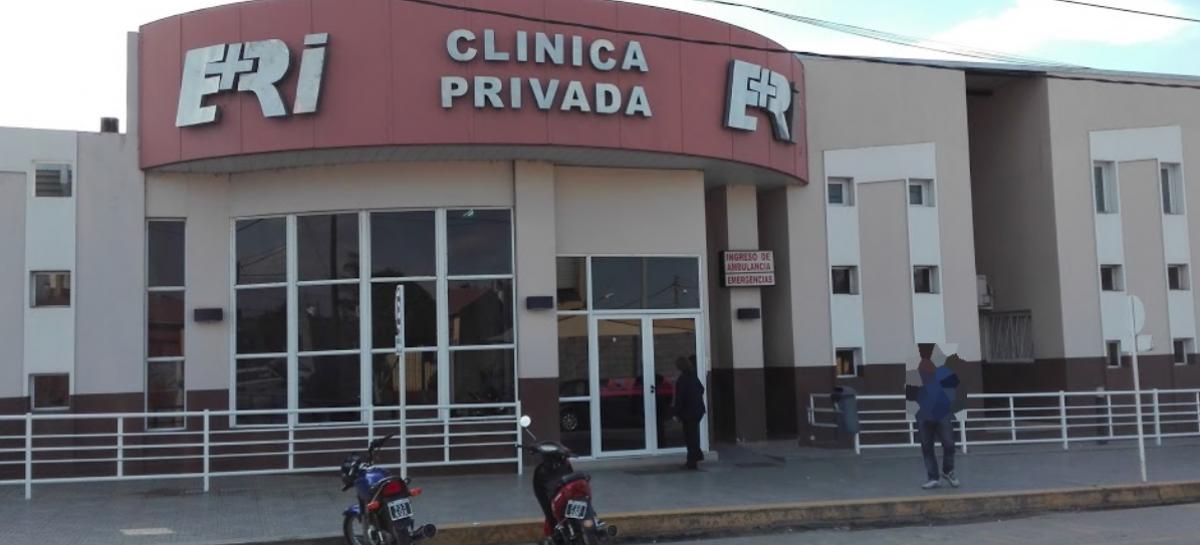 TRES PROFESIONALES DE LA CLÍNICA ERI DIERON POSITIVO DE CORONAVIRUS