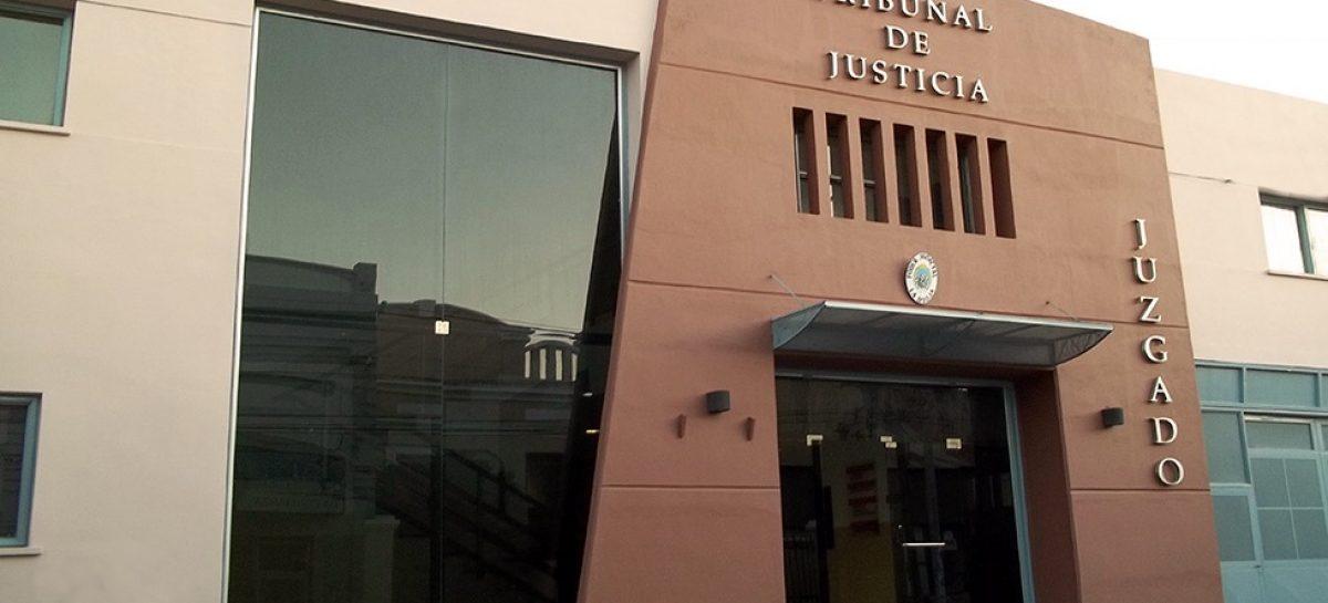 EL MIÉRCOLES RETORNAN A TRABAJAR EL PLENO DE LOS JUDICIALES PROVINCIALES