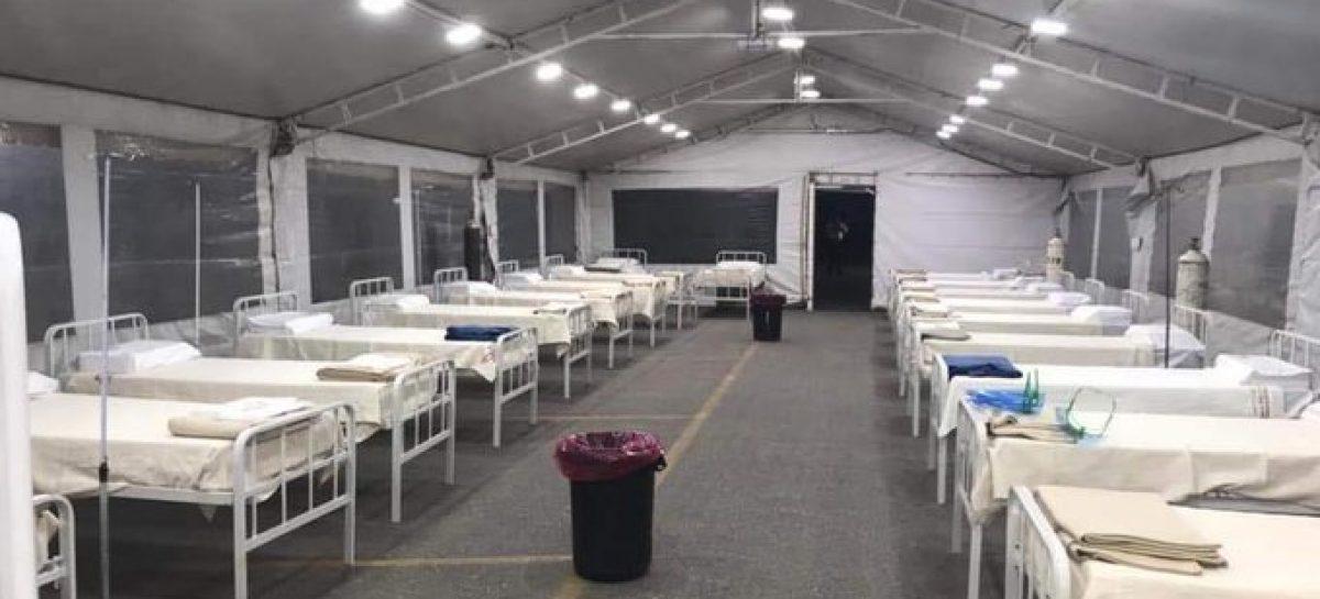 CORONAVIRUS. OCHO DE CADA DIEZ INFECTADOS EN LA RIOJA PERTENECEN AL SISTEMA DE SALUD
