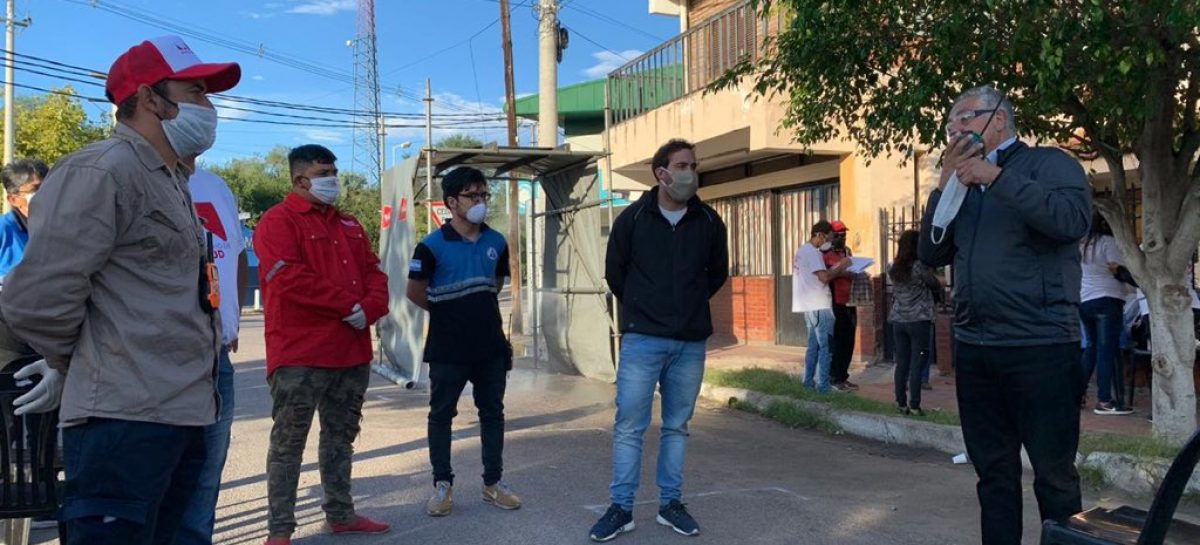 LA RIOJA TIENE CONFIRMADO 9 POSITIVOS DE CORONAVIRUS Y 3031 DE DENGUE