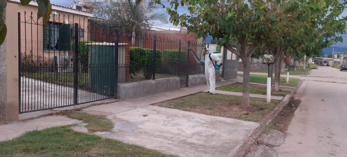 DENGUE. LOS INFECTADOS ASCIENDEN A 3.334 EN LA RIOJA