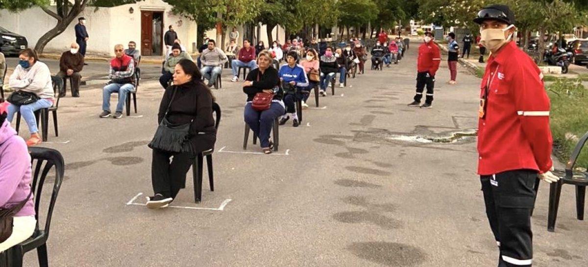 BANCO RIOJA HABILITÓ COBRO DE BOLETAS DE SERVICIOS A JUBILADOS Y PLANES SOCIALES