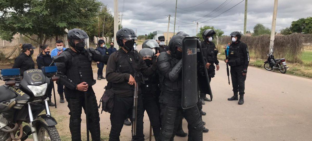 CONTROLAN INTENTO DE MOTÍN EN EL SERVICIO PENITENCIARIO: HAY HERIDOS