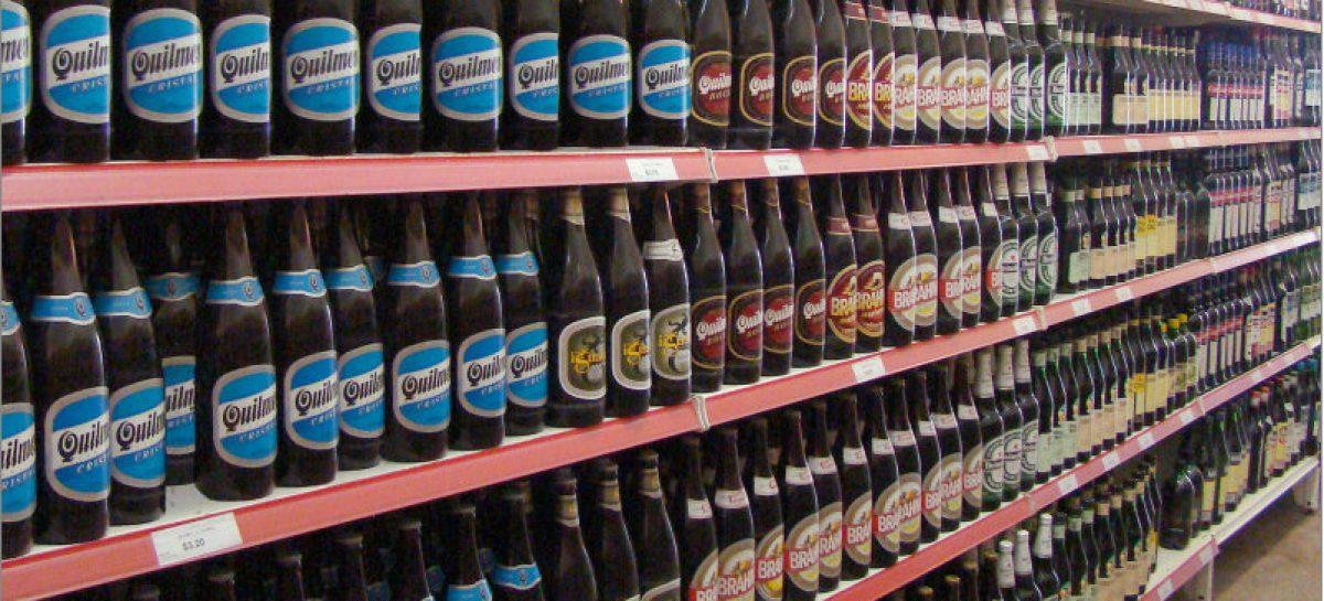 CLAUSURA Y SUCULENTAS MULTAS A QUIEN VENDA BEBIDAS ALCOHOLICAS EN FASE 1