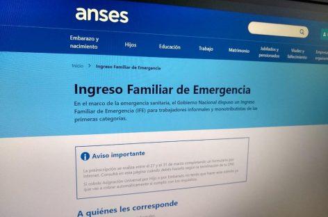 ANSES DA A CONOCER ESTE LUNES QUIENES ESTÁN HABILITADOS A COBRAR EL BONO DE $10.000