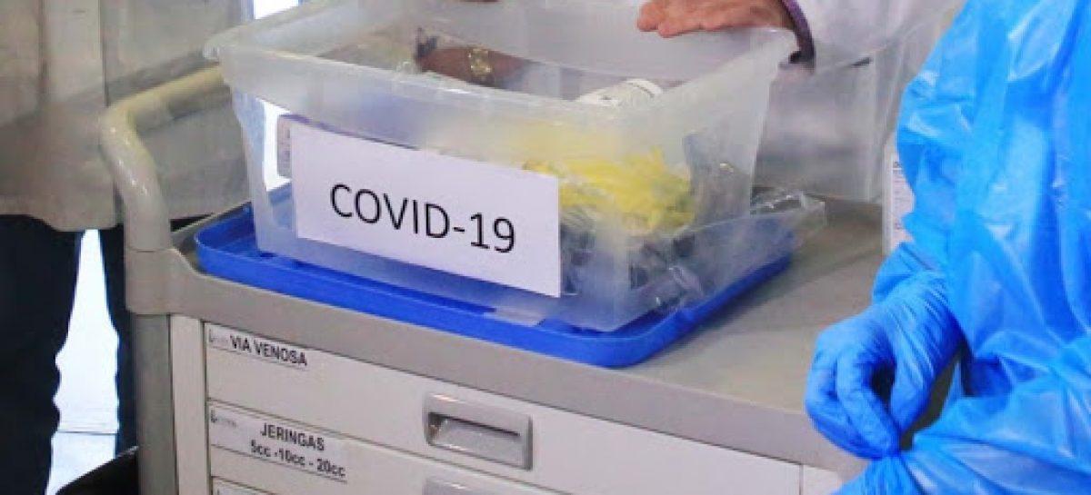 CORONAVIRUS. UN NUEVO POSITIVO Y OTRO RECUPERADO DE COVID-19