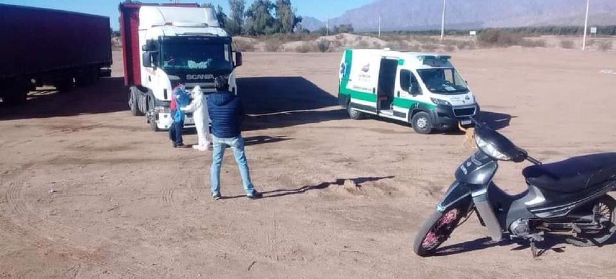 CHILECITO. DIERON NEGATIVO LOS TEST A 9 TRABAJADORES QUE DETECTARON EL COVID-19 IMPORTADO