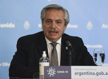 VISITA Y GESTO POLÍTICO DE ALBERTO FERNÁNDEZ PARA CON QUINTELA