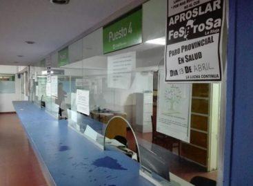GREMIOS RIOJANOS CON MEDIDAS DE FUERZA EN RECLAMO DE SUBA SALARIAL
