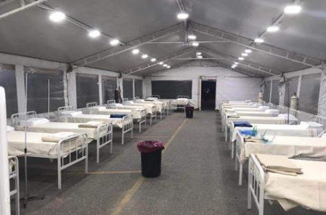 UNA SEMANA CON CERO POSITIVOS DE CORONAVIRUS EN LA RIOJA
