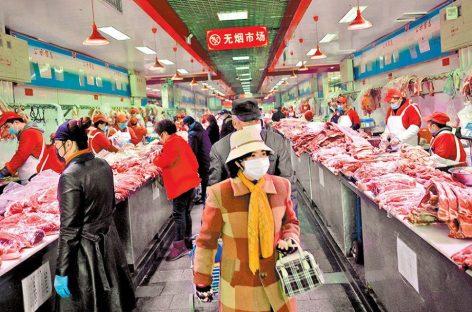 ALERTA POR REBROTE DE COVID-19 EN CHINA