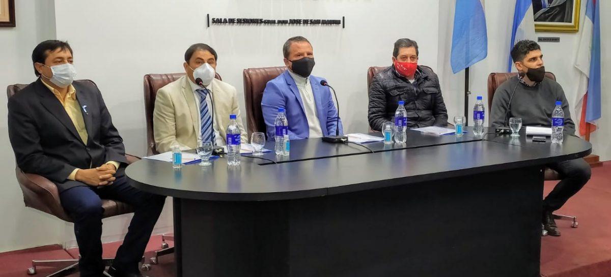CHILECITO, FELIPE VARELA, LAMADRID Y VINCHINA, CON LIBRE TRANSITABILIDAD INTERDEPARTAMENTAL