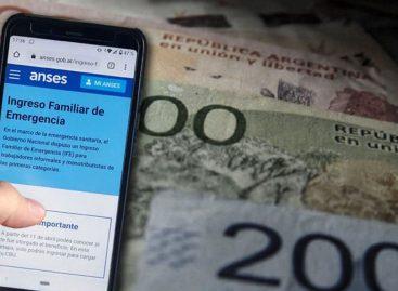 ANSES AVANZA CON LA IDEA DE PAGAR UN TERCER BONO IFE