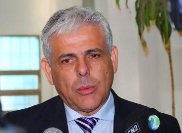CLAUDIO SAUL FUE DESIGNADO JUEZ DEL TRIBUNAL SUPERIOR DE JUSTICIA
