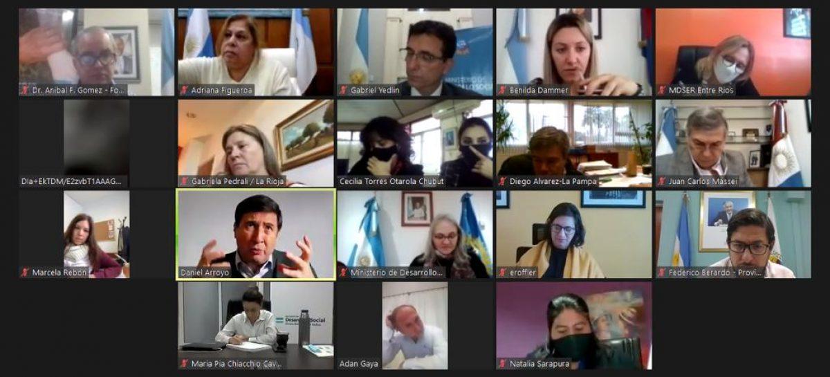 'INGRESO UNIVERSAL' Y 'POTENCIAR TRABAJO', LO QUE VIENE EN MATERIA SOCIAL EN LA RIOJA