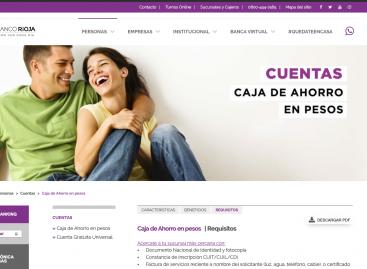 17 MIL BENEFICIARIOS DEL IFE SE BANCARIZAN VÍA BANCO RIOJA