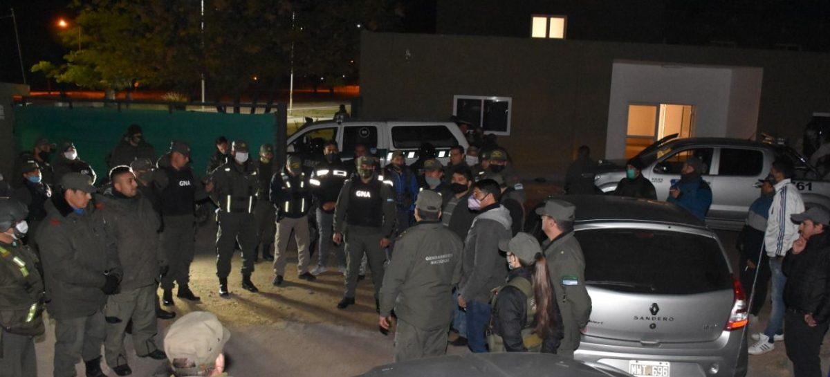 GOLPE A NARCOS. EN MEGA OPERATIVO SECUESTRAN 30 KILOS DE MARIHUANA