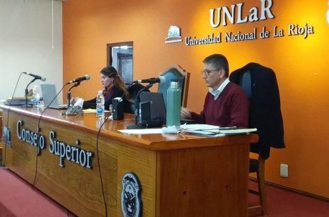 UNLAR. CALDERÓN JUSTIFICA PRÓRROGA DE 162 MANDATOS, INCLUIDO RECTOR